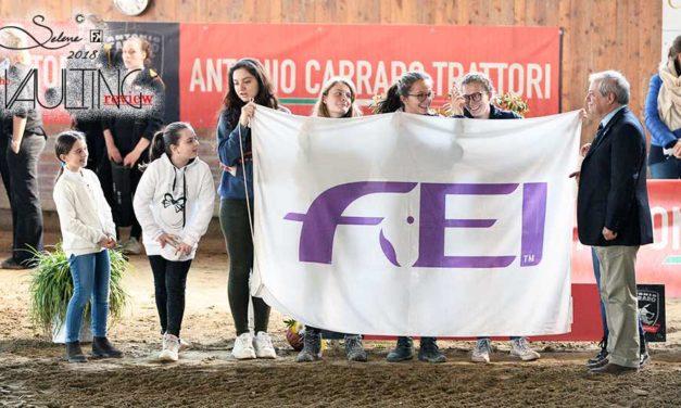 Scuderia Equipolis Tiziana: appuntamento fondamentale per il volteggio equestre nazionale ed internazionale