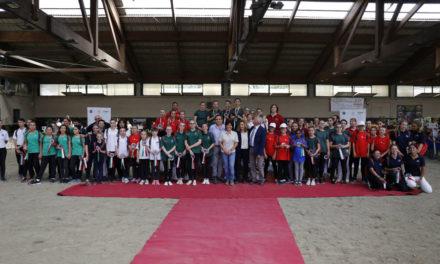 Pontedera, volteggio in festa alla Coppa delle Regioni