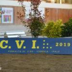 Appuntamento con il grande volteggio internazionale al CVI d'Italia 2019