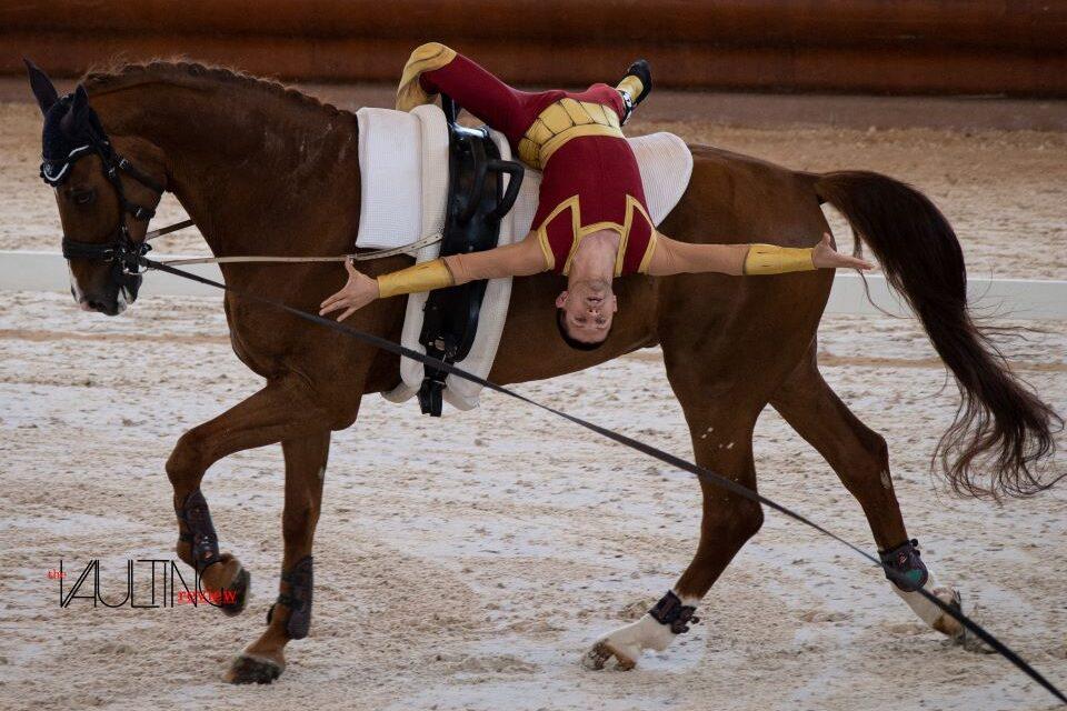3×1: tutto il volteggio riunito allo Horses Riviera Resort